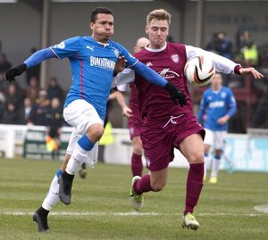 <b>Arbroath 1-2 Rangers</b><br>Selection of 54 items