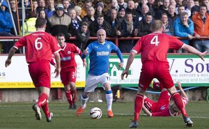 <b>Brechin City 1-2 Rangers</b><br>Selection of 25 items