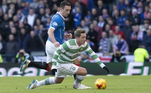 <b>Celtic 2-0 Rangers</b><br>Selection of 56 items