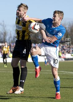 Soccer - Scottish League One - East Fife v Rangers - Bayview Stadium