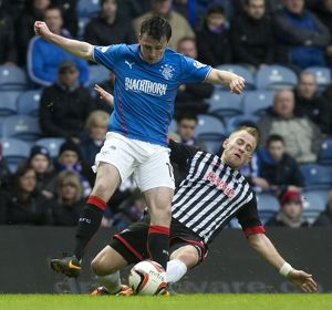 Soccer - Scottish League One - Rangers v Dunfermline Athletic - Ibrox Stadium