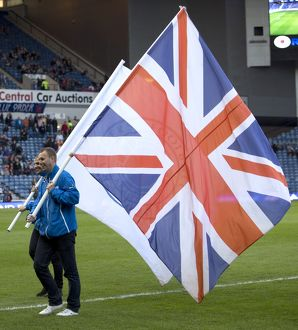 Soccer - Scottish League One - Rangers v Forfar Athletic - Ibrox Stadium