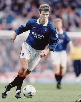 Soccer - Scottish Premier League - Rangers v Aberdeen - Ibrox
