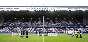 <b>Rangers 1-2 Hearts</b><br>Selection of 23 items