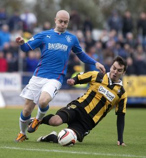 Soccer - SPFL League 1 - East Fife v Rangers - Bayview Stadium