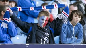 Soccer - SPFL League 1 - Rangers v Arbroath - Ibrox Stadium