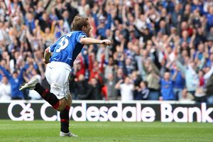 Soccer - SPL Clydesdale Bank - Rangers v Motherwell - Ibrox