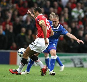 Soccer - UEFA Champions League - Group C - Manchester United v Rangers - Old Trafford