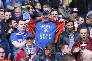 Soccer - William Hill Scottish Cup Final - Rangers v Hibernian - Hampden Park