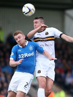 Soccer - William Hill Scottish Cup- Round Three - Dumbarton v Rangers - The Bet Butler