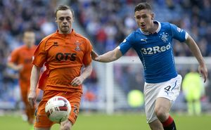 Soccer - The William Hill Scottish Cup - Round Four - Rangers v Kilmarnock - Ibrox Stadium