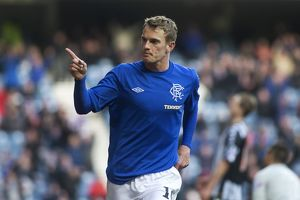<b>Rangers 3-0 Elgin City</b><br>Selection of 32 items