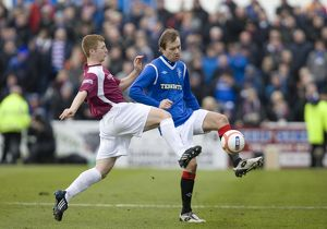 Soccer - Willian Hill Scottish Cup 4th Round - Arbroath v Rangers - Gayfield Park
