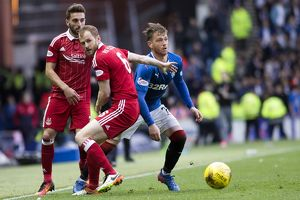 <b>Rangers 1-2 Aberdeen</b><br>Selection of 18 items