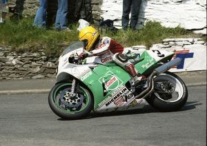 Joey at Governors: 1992 Formula One TT