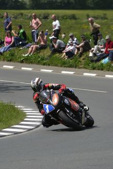 John McGuinness (Honda) 2006 Supersport TT