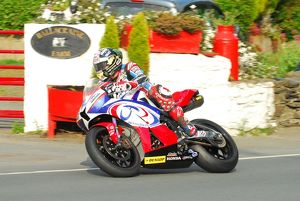 John McGuinness (Honda) 2016 Supersport TT
