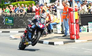 John McGuinness (Honda) 2016 Superstock TT