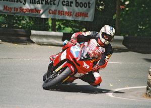 John McGuinness (Yamaha) 2004 Junior TT
