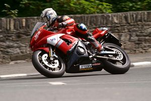 John McGuinness (Yamaha) 2004 Production 600 TT