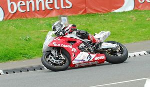 Michael Dunlop (BMW) 2015 Senior TT