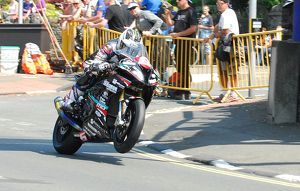 Michael Dunlop (BMW) 2016 Superstock TT
