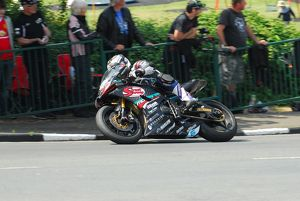 Michael Dunlop (Yamaha) 2016 Supersport 2 TT