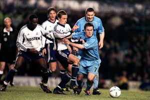 AXA FA Cup - Third Round - Coventry City v Tottenham Hotspur