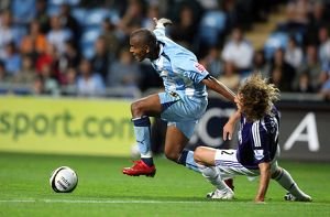 Carling Cup - Second Round - Coventry City v Newcastle United - Ricoh Arena