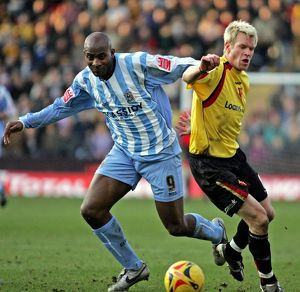 Coca-Cola Championship - Watford v Coventry - Vicarage Road