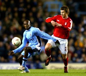Coca-Cola Football League Championship - Coventry City v Nottingham Forest - Highfield