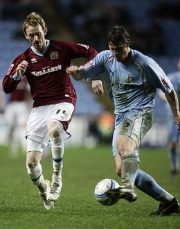 Coca-Cola Football League Championship - Coventry City v Burnley - Ricoh Arena
