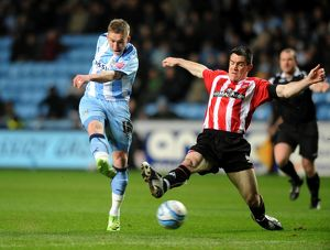 Coca-Cola Football League Championship - Coventry City v Sheffield United - Ricoh Arena