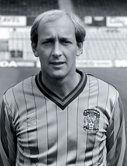 Coventry City - Greg Downes.