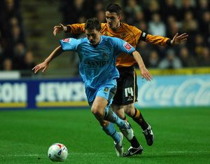 Coventry City v Wolverhampton Wanderers - Ricoh Arena