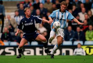 FA Carling Premiership - Coventry City v Tottenham Hotspur