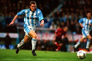 FA Carling Premiership - Coventry City v Manchester City