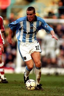 FA Carling Premiership - Coventry City v Charlton Athletic - Highfield Road