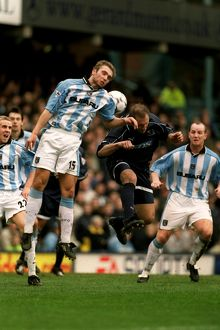 FA Carling Premiership - Coventry City v Derby County