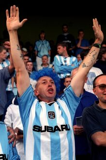 FA Carling Premiership - Coventry City v West Ham United
