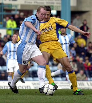 FA Carling Premiership - Coventry v Chelsea - Highfield Road