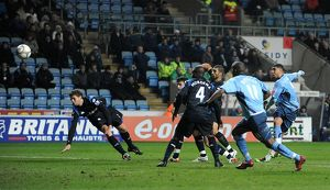 FA Cup - Third Round Replay - Coventry City v Portsmouth - Ricoh Arena