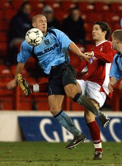 FA Premier Reserve League - Nottingham Forest v Coventry City