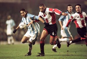 FA Premiership - Coventry City v Southampton - Highfield Road
