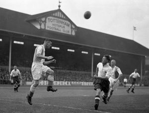 League Division Two - Tottenham Hotspur v Coventry City - White Hart Lane