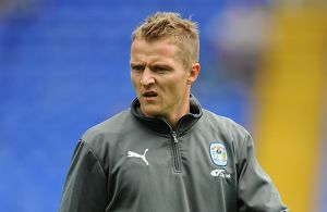 Gary McSheffrey, Coventry City