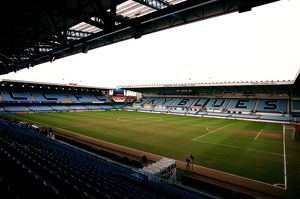 Highfield Road, home to Coventry City F.C