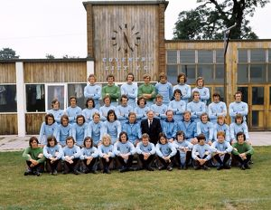 League Division One - Coventry City FC Photocall - Highfield Road