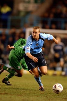Nationwide League Division One - Coventry City v Millwall