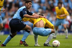 Nationwide League Division One - Coventry City v Crystal Palace